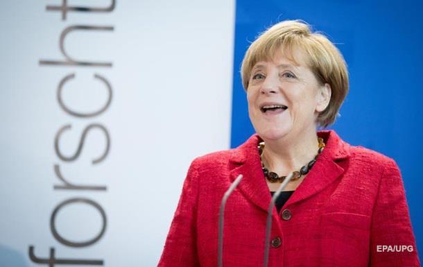 Меркель: Путин - единственное общее между Украиной и Сирией