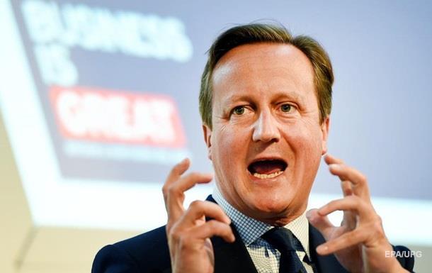 Кэмерон готов применить ядерное оружие