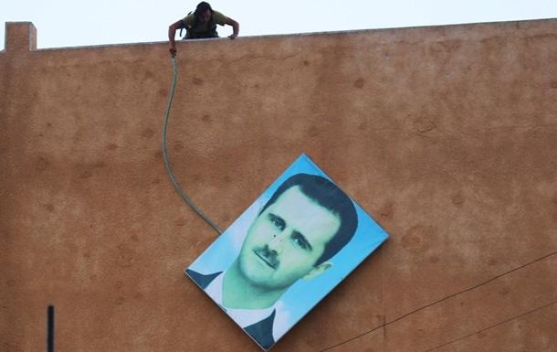 Асад назвал условие своей отставки