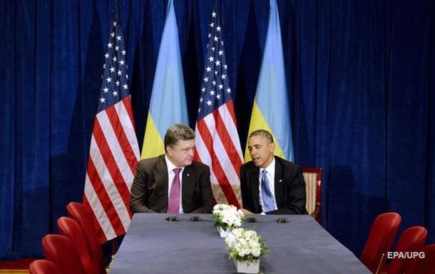 США дадут Киеву новое вооружение - Порошенко
