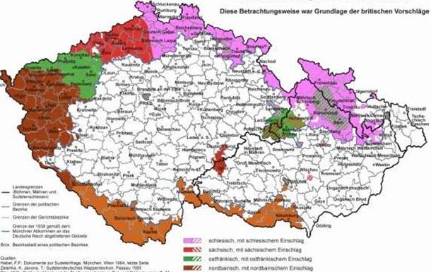 Другий етап депортації німецького населення з території Чехословаччини
