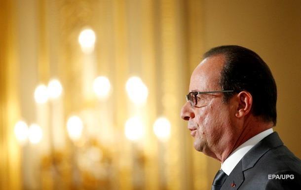 Олланд высказался против усиления НАТО в Восточной Европе
