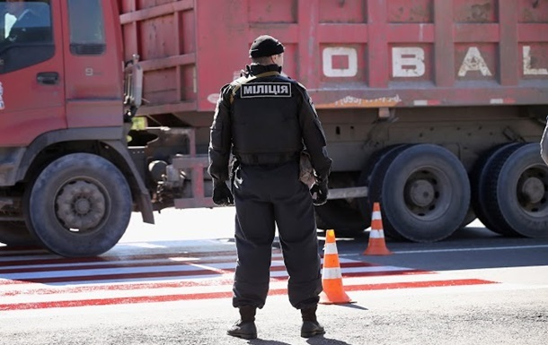 СБУ посчитала контрабанду, изъятую в Донбассе за два месяца