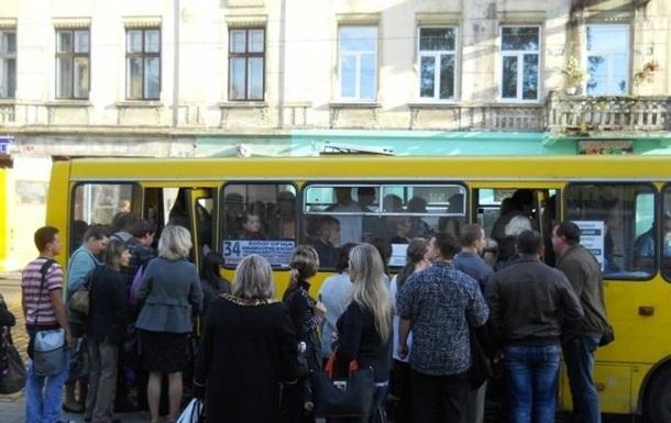 Проблеми транспортної системи Львова ІІІ