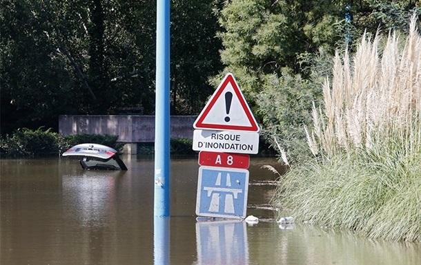 В наводнении во Франции погибла украинка