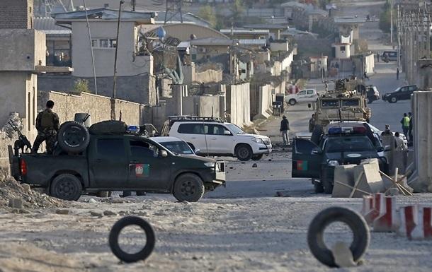 В Афганистане прогремел взрыв у посольства России - СМИ