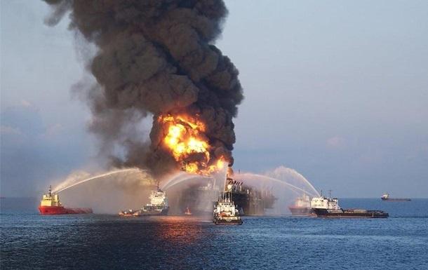 BP обязали выплатить $21 млрд за аварию у берегов США