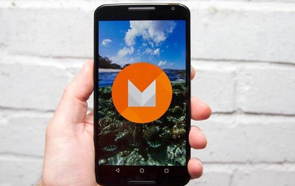 Новый Android 6.0 Marshmallow стал доступен для загрузки