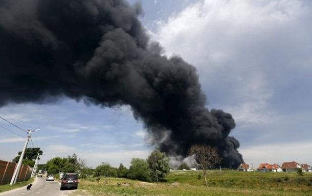 Пожар на нефтебазе под Киевом: появились данные экспертизы