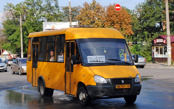 Кандидаты в мэры Днепропетровска агитируют с помощью соцмаршруток - нардеп