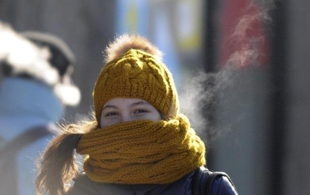 В Днепропетровск идет похолодание с ветром