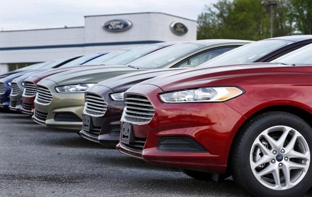 В Южной Корее отзывают почти десять тысяч автомобилей Ford, Jaguar и GM