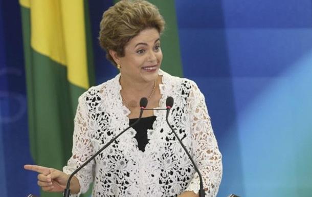 Суд Бразилии вновь проверит финансирование кампании Русеф