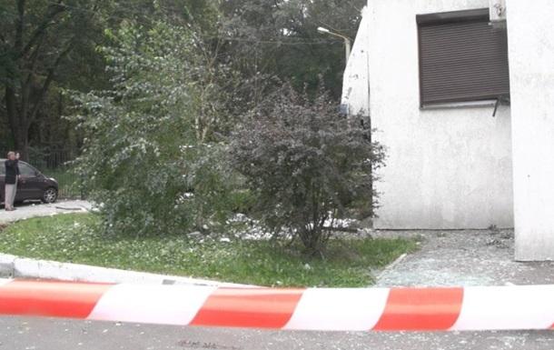 Под Харьковом дом обстреляли из гранатомета