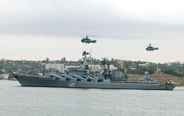 Российские корабли атаковали позиции ИГ в Сирии