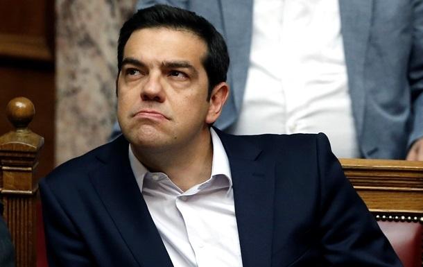 Правительство Ципраса получило вотум доверия в парламенте Греции