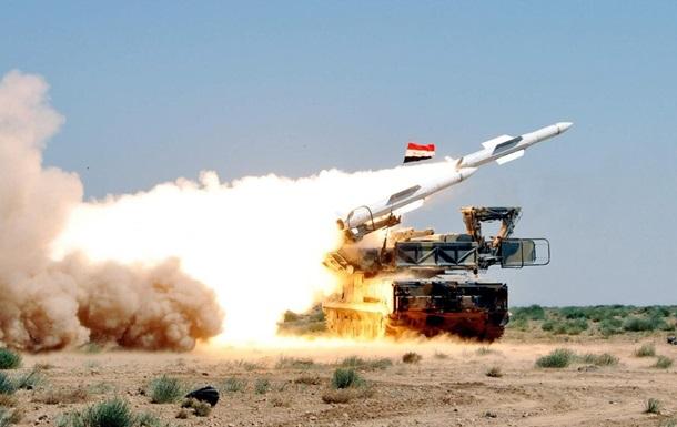 Армия Сирии атаковала повстанцев - СМИ