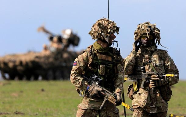 Москва обещает ответ британским войскам в Балтии