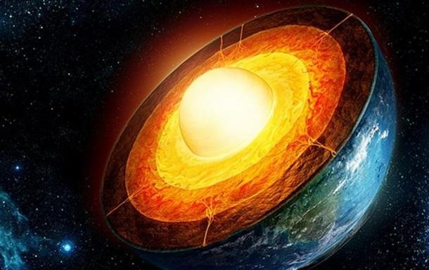 Геологи измерили скорость роста ядра Земли