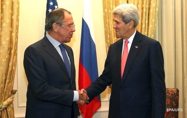 Лавров и Керри обсудили по телефону борьбу с ИГ и Украину