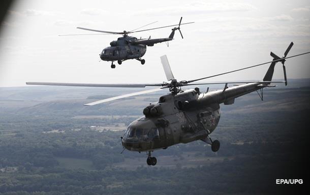 В Сирии сбиты два российских вертолета - СМИ