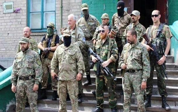 Рота  Торнадо  вошла в состав полка  Миротворец