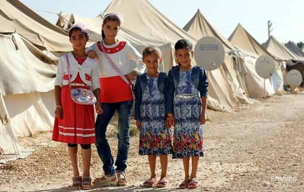 Турция: Удары России по Сирии приведут к новой волне беженцев
