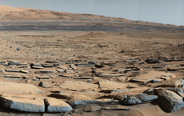 На Марсе пригодные для жизни озера существовали миллионы лет