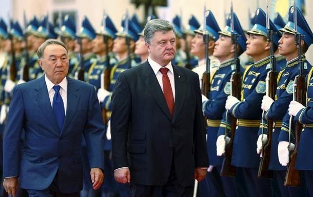 Украина и Казахстан укрепляют энергетическое сотрудничество