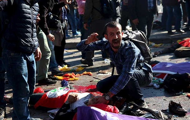 Взрыв в Анкаре устроил террорист-смертник