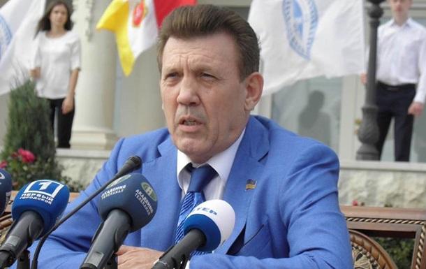 Кивалов снял свою кандидатуру с выборов мэра Одессы