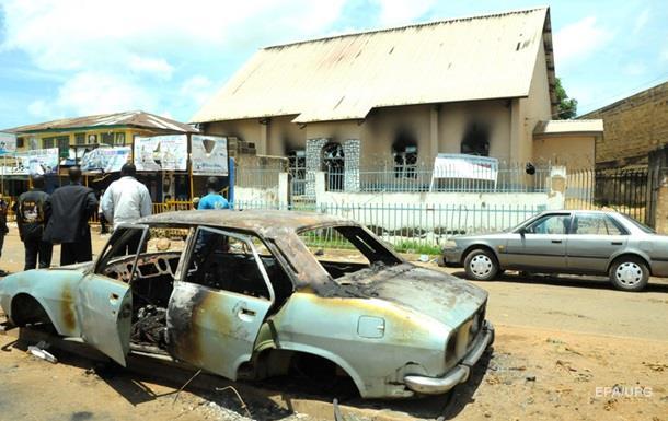 В Чаде смертники совершили пять взрывов