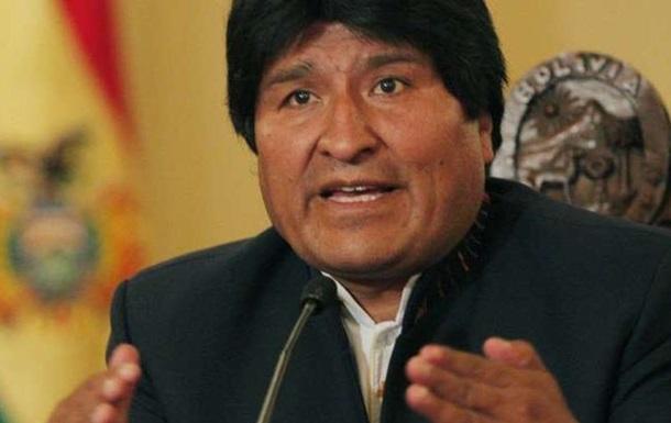 Лидер Боливии обвинил в изменении климата богатые страны