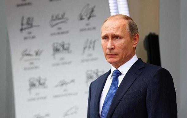 Путин ответил на слухи о падении ракет в Иране