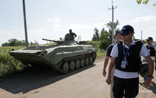ОБСЕ: есть осторожный оптимизм по выполнению  Минска-2