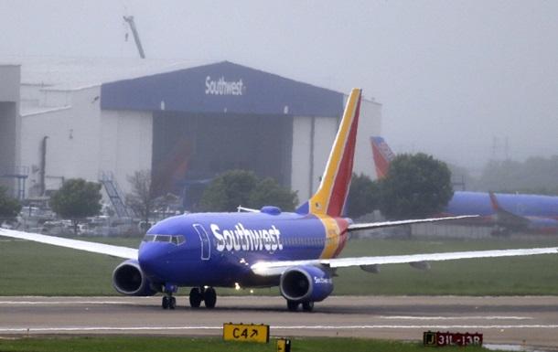 В США задержаны рейсы авиакомпании Southwest Airlines