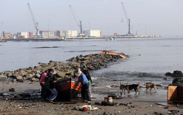 У берегов Чили произошло землетрясение