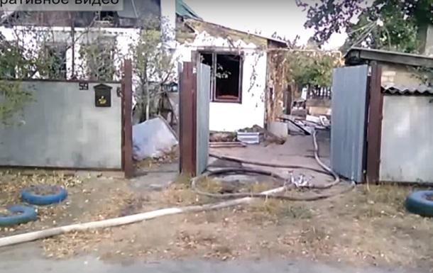 Пожар в доме под Харьковом: погибла семья из трех человек