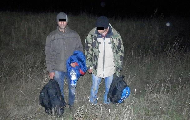 На Львовщине задержали двух нелегалов из Ирана