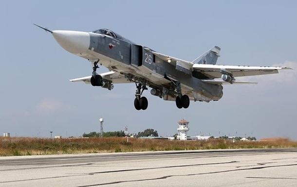 Россия рассказала о новых авиаударах в Сирии