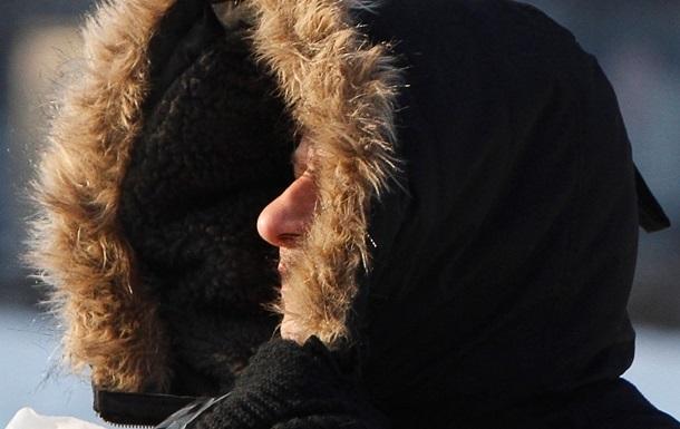 В Украине удержится холодная погода