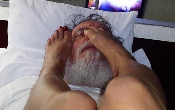 Священник попал в сексуальный скандал
