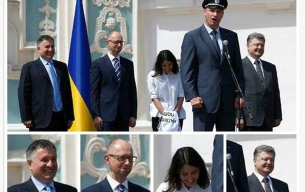 Кличко опять победил... нокаутом... экономику Киева