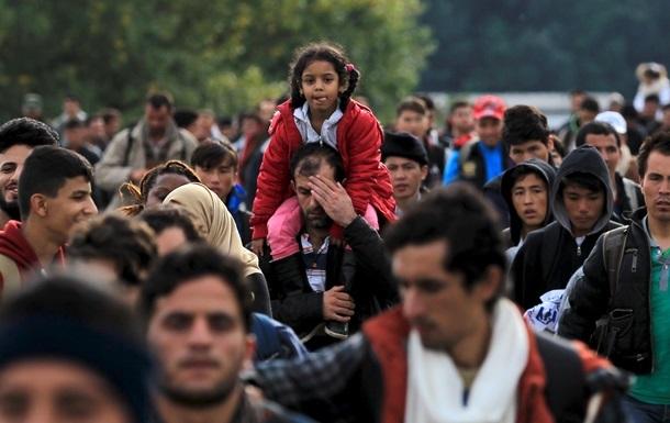 С начала года в Европу прибыли почти 600 тысяч мигрантов