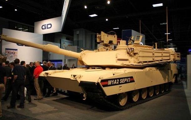 Танк M1A2 Abrams SEP V3