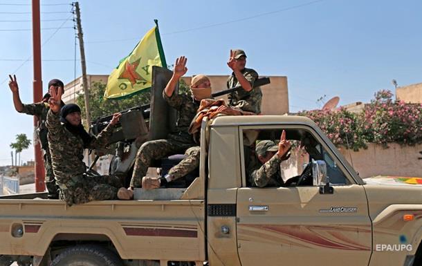 Поддерживаемых США повстанцев обвиняют в военных преступлениях