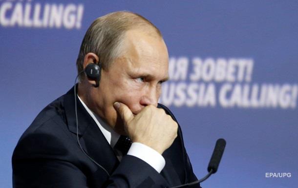 Путин обвинил США в отказе взаимодействовать по Сирии