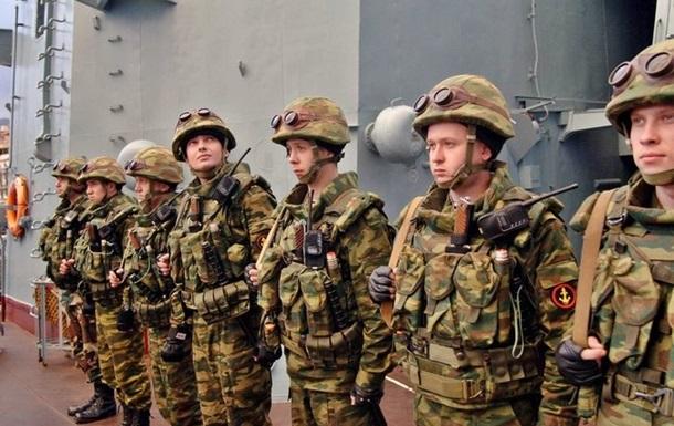 Отказавшихся ехать на Донбасс военных России приговорили к тюрьме - СМИ