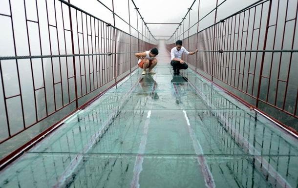 В Китае откроют самый длинный стеклянный мост в мире