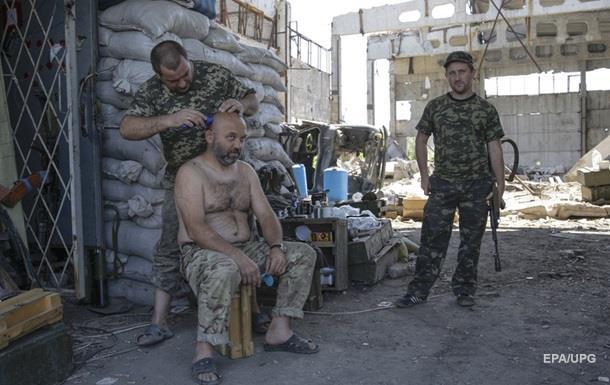 Ветераны силовой операции в Донбассе нуждаются в социальной защите